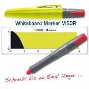 Refills for PICA VISOR Longlife Board Marker