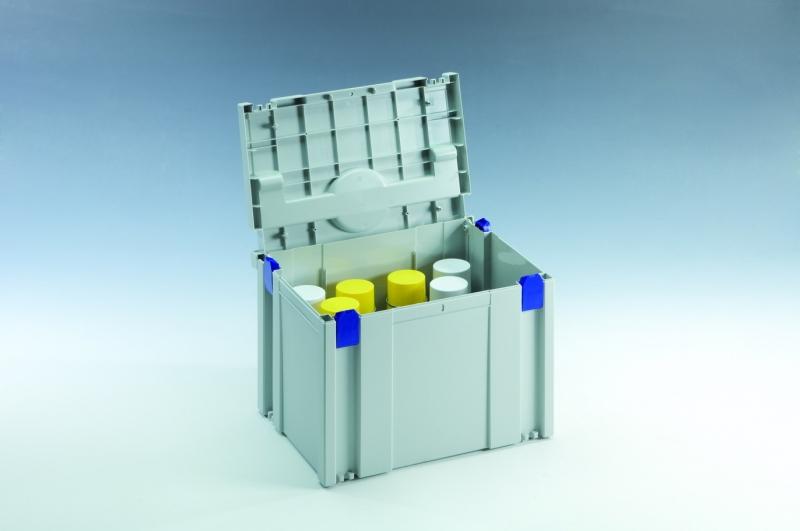 Bolzen für systainer® T-Loc Deckel RAL 7035 lichtgrau für sys® T-Loc