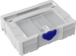 systainer® T-Loc 1 with sort tray lid - light grey / colored