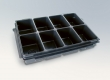 Insert with 8 compartments for systainer® Classic I-II