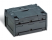 Drawer-systainer® 3, Variant 1 - anthracite