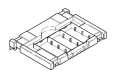 Replacement-lid for systainer Classic-Line® with sort tray lid - anthracite