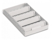Bit holder for systainer® T-Loc with lid sort-tray